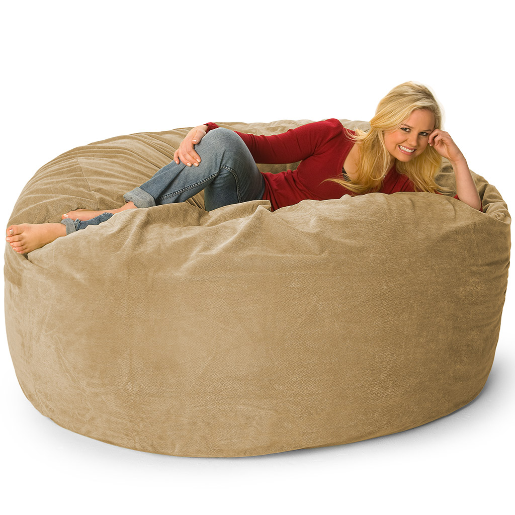 Customize Your Fombag Giant Bean Bag Chair